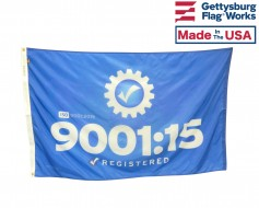 ISO 9001:15 Quality Flag