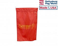 Semper Fi Garden Flag