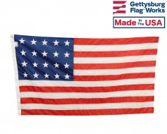 American, 20 Star Flag