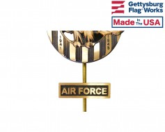Air Force Insignia Plaque for Grave Markers