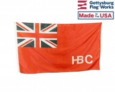 Hudson Bay Company - HBC Union Jack Flag