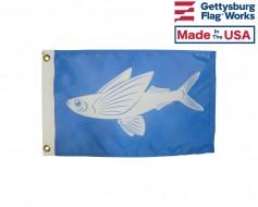 """Flying Fish Flag-12x18"""""""