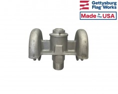 Heavy Duty Double Pulley Rotating Truck (HDT-2 Series)