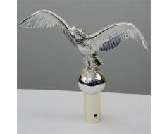 """Eagle, 8.5"""" Chrome"""