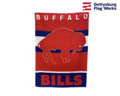 Buffalo Bills-Retro Banner