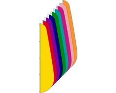 Blank Feather Flag