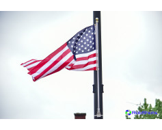 Light Pole Flags & Street Pole Flag Sets