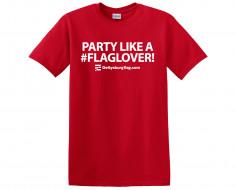 #FlagLover T-Shirt