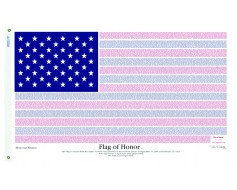 9/11 Flag of Honor - 3x5'