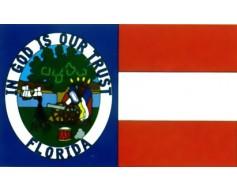 Florida Flag 1861 - 3x5'
