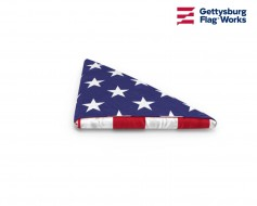 Flag Folding Service