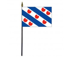 Friesland Stick Flag (Holland)