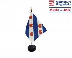 Friesland Stick Flag (Holland)