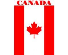Canada Garden Flag