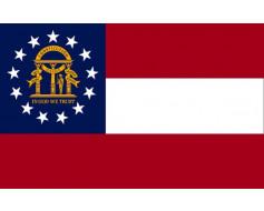 Georgia Flag - Outdoor