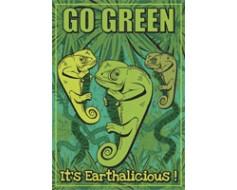 Go Green Flag