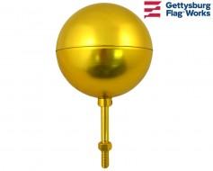 Aluminum Ball Ornament