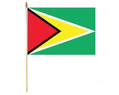 Guyana Stick Flag