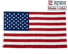 Gettysburg Flag® Heavy Duty Polyester American Flag