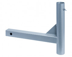 Hitch Mount Flagpole Base