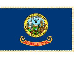Idaho Flag - Indoor
