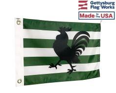 HUSBAND ABOARD BOAT FLAG