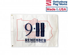Remember 911 Flag - 2x3'