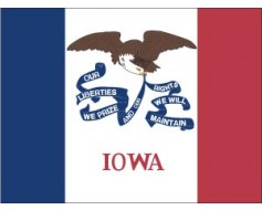 Iowa Sticker