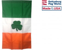 Irish Shamrock Banner