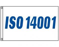 ISO 14001 White Flag