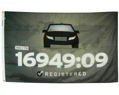 TS 16949:2009 Flag
