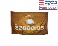 ISO 22000:05 Food Safety Flag