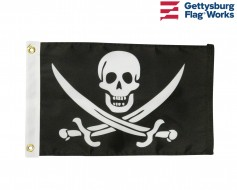 John Rackham Pirate Flag