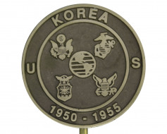 Korean War Grave Marker