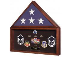 "Memorial Case ""Liberty"" Walnut"
