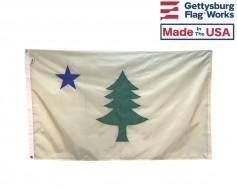 3x5' Original Maine Historic Flag