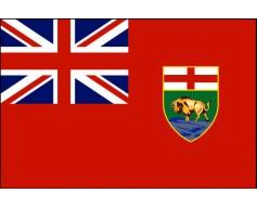 Manitoba Flag - 3x5'