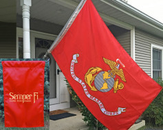 Marine Corps Flag Bundle