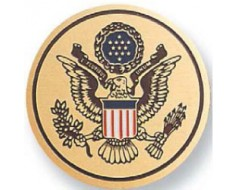 Great Seal of the USA Medallion