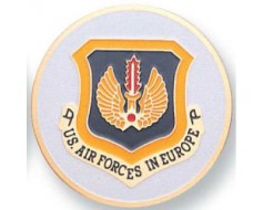 US Air Force In Europe Medallion