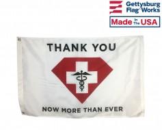 Health Care/Medical Thank You Flag