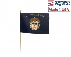 Merchant Marine Stick Flag