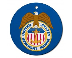 Christmas Ornament Merchant Marine