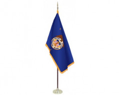 Merchant Marine Indoor Flag Set