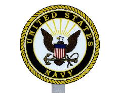 US Navy Grave Marker