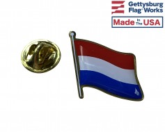 Netherlands Lapel Pin