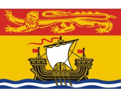 New Brunswick Flag - 3x5'