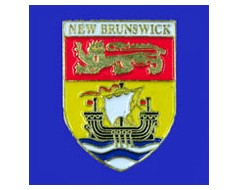 New Brunswick Lapel Pin (Shield)
