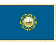 New Hampshire Flag - Indoor