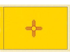 New Mexico Flag - Indoor